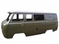 Каркас кузова (фермер 3909) инж/карб под щиток Евро-4, крепление н/о, защитный