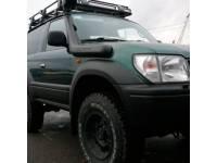 Шноркель Toyota Land Cruiser Prado 90 (бензин 5VZ-FE 3.4л-V6) ST090A