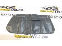 Утеплитель радиатора УАЗ-452 темно-серый