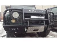 Бампер передний 469/Хантер ЛЕСОПОВАЛ-2