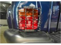 Защита задних стоп сигналов на УАЗ Сетка