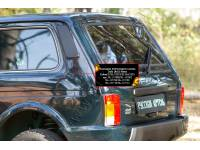 Накладки вентиляции салона со скотчем Lada (ВАЗ) Нива Urban 2019-