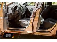 Накладки на внутренние пороги дверей Lada (ВАЗ) Xray 2016-