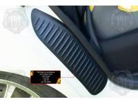 Накладки на внутренние части задних арок без скотча Lada (ВАЗ) Приора (хэтчбэк) 2014-2018