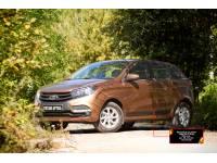 Молдинги на двери Lada (ВАЗ) Xray 2016-