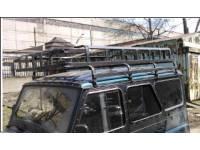 Багажник на УАЗ Хантер Сахалин 2 усиленный (8 опор), 2.2м