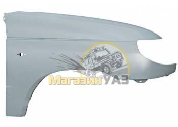 Крыло на УАЗ Патриот левое 3163-8403013 (пластик АБС)
